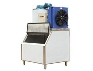 商用片冰机500公斤海鲜自助制冰机 商超片冰机