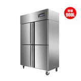 商用C款四门冷藏冰箱冷柜